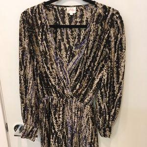 Parker Pattern Dress